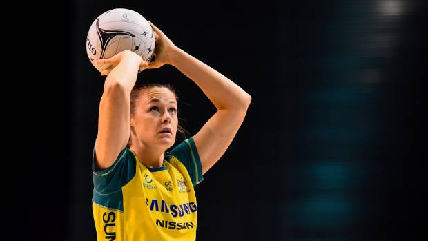 Shooter Susan Pettitt is determined to close out the Constellation Cup on Wednesday in Adelaide.