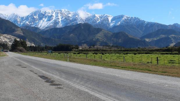 People in Clarence, north of the slips near Kaikōura, are hearing rumours State Highway 1 will close again after ...