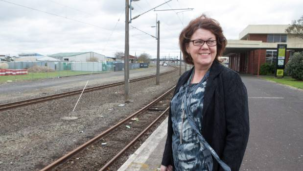 Susan Trodden hopes the Hamilton to Auckland rail link gets the go-ahead now they have figures to back up the plan.