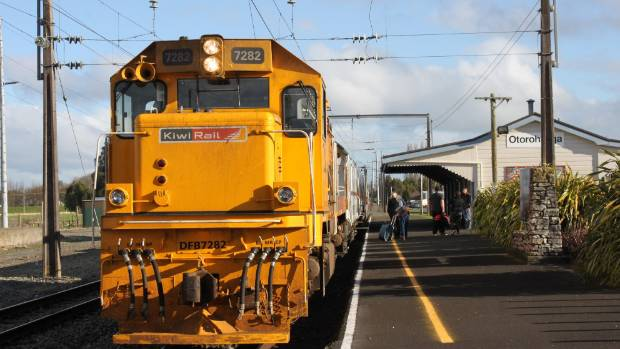 If all goes according to plan, a Hamilton-Auckland rail commute could become a reality.