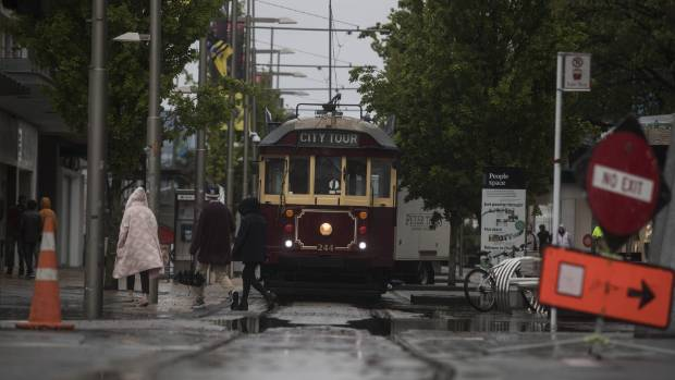 Under proposed changes, the Christchurch tram service would go to the end of High St, while road upgrades planned for ...