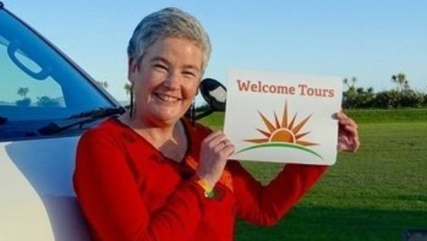 Sue Russ of Welcome Tours has created a new tour to foster the relationship between grandparents and their grandchildren.