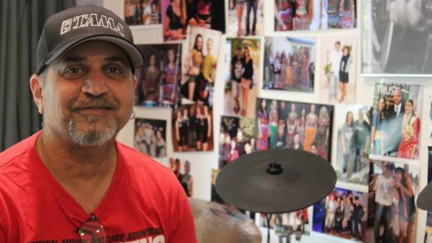 Musician Mark Pinto de Menezes leads a Indian-Kiwi band to Diwali celebrations in Aotea Square this weekend, October 14 ...