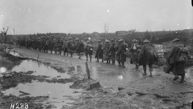 Prince marks New Zealand losses at Passchendaele: We may never understand horror
