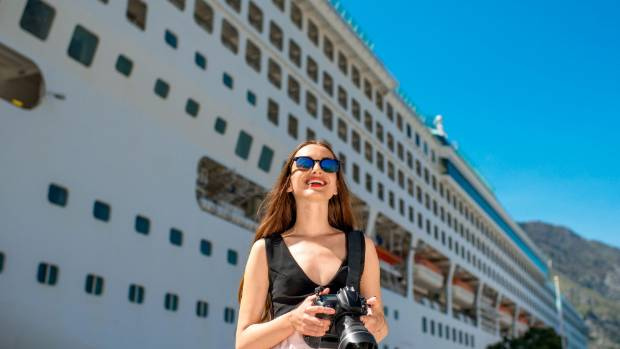 There are ways to indulge yourself on a cruise without endangering your health or your waistline.