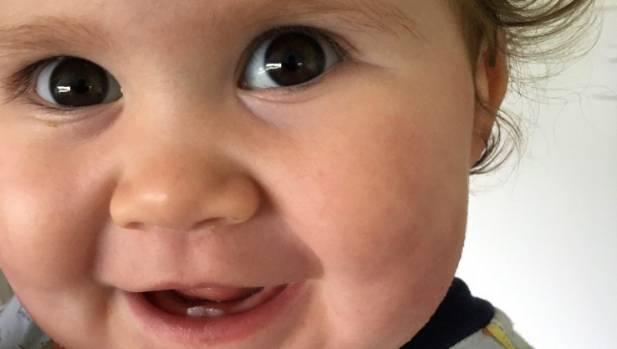 My daughter, Olivia Tauri.