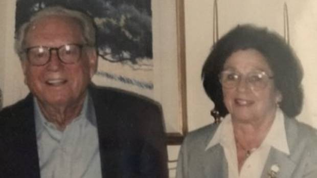 Couple, married 75 years, couldn't escape wildfire