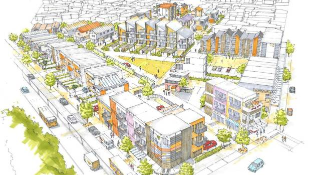 The planned rule change would allow infill, terraced and three-storey housing in some parts of the city, as well as tiny ...
