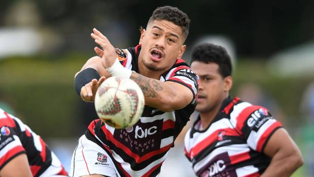 Counties Manukau halfback Augustine Pulu is one of two Kiwi players in the Barbarians team to play Australia in two weeks.