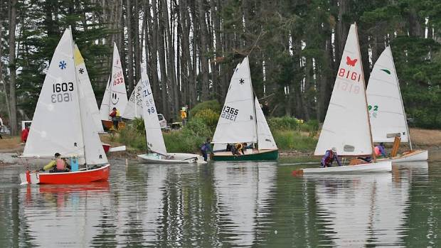 Pleasant Point Yacht Club members have been sailing since 1921, from the then-named Pleasant Point Domain, which is now ...