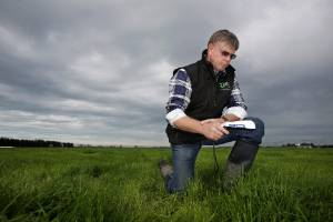 Precision Agriculture Association of New Zealand chairman Craige​ Mackenzie says some of the world's top experts are at ...
