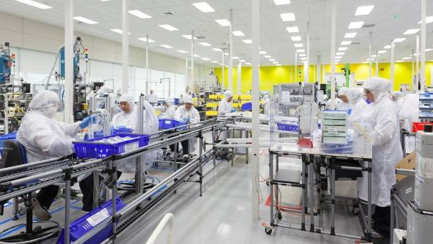 Growing demand for Fisher & Paykel Healthcare's products have been keeping its Auckland manufacturing plant busy.