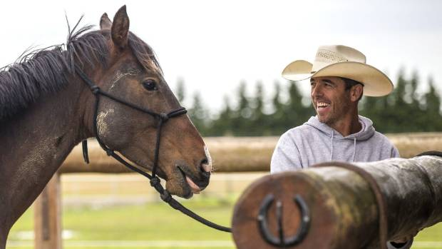 Winchester Rodeo Club president Steve Houston is hopeful for a successful rodeo.