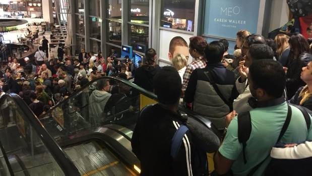 An investigation will be carried out at Auckland Airport after a power interruption caused a metal detector to stop working.