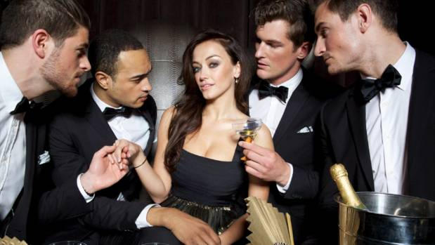 ManServants, which hires out attractive men as stand-in boyfriends and bachelorette party butlers, intends to give women ...