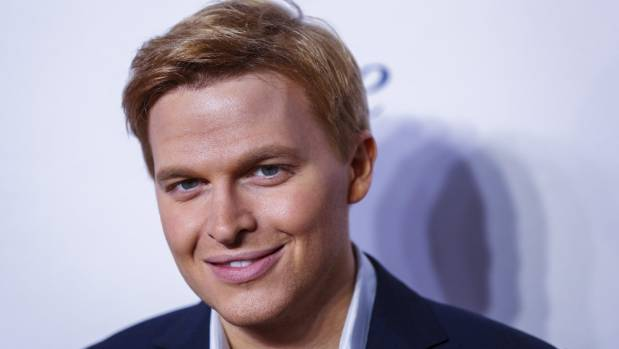 Woody Allen's son Ronan Farrow is the journalist who wrote The New Yorker expose on Harvey Weinstein.
