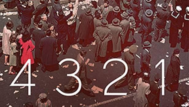 Paul Auster's 4 3 2 1.