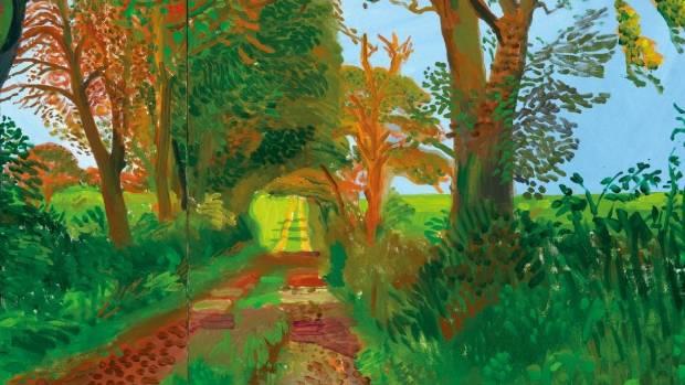 Ali Smith's Autumn.