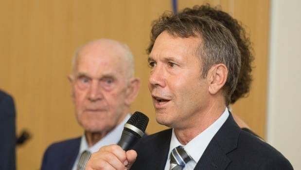 Kaikōura MP, National's Stuart Smith is already forging ahead with bills and advocacy. (File photo)