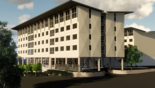 The Novotel Tainui Hamilton hotel is getting a $13m, 40-room expansion in 2018 (file photo).
