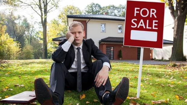 Many people were drawn to the industry by the idea that selling houses was easy money, the founder of one agency says.