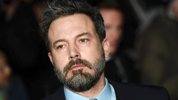 Ben Affleck has been called out after publicly condemning movie mogul Harvey Weinstein.