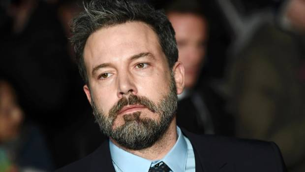 Ben Affleck's career could be the next to go down in flames.