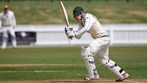 Batsman Mitch Renwick will captain Manawatū this summer.