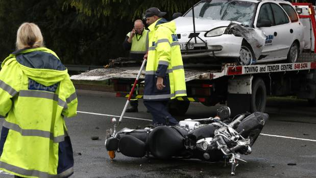 Police are investigating the crash that killed teenage motorcyclist, Thomas Armit, in Motueka on Monday.