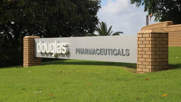 Douglas Pharmaceutical is New Zealand's largest drug manufacturer and west Auckland's biggest employer.