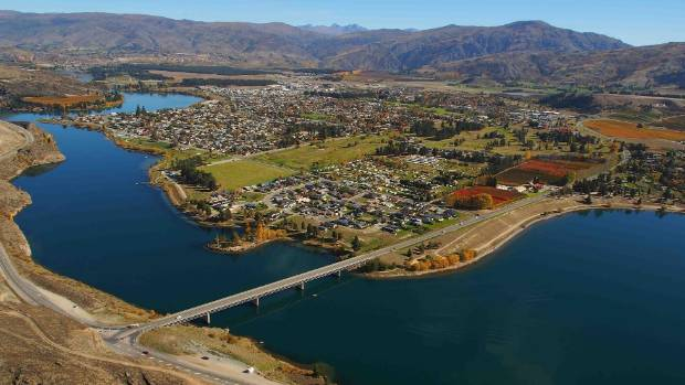 Cromwell, Central Otago.