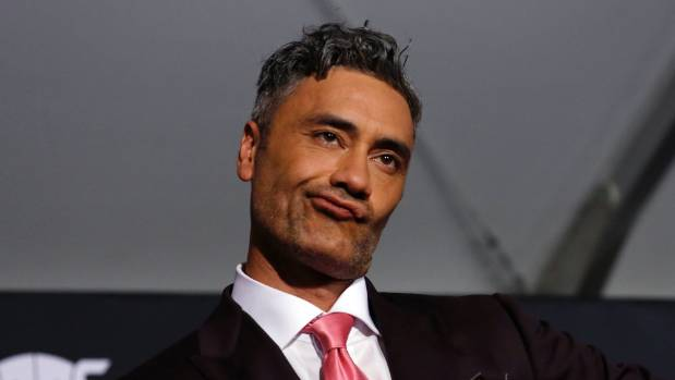 Taika Waititi never changes, even on the world stage.
