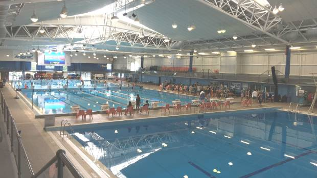 West Wave Pool and Leisure Center has over 1 million visitors a year.
