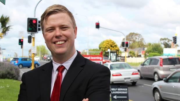 Henderson-Massey Local Board chairman Shane Henderson.