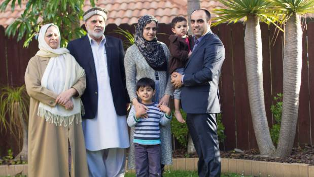 Zaheer Khanu0027s Family Are An Example Of Three Generations Choosing To Live  Together. Pictured From