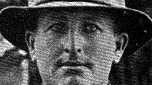John Roy Page, 33 of Takaka who died on 12 October 1917 at the Battle of Passchendaele in WW1