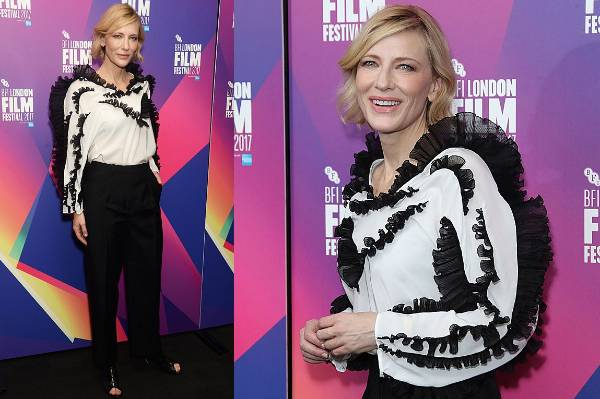THE BAD: We're fairly convinced that Cate Blanchett is not of this world because she has a superhuman ability to make ...