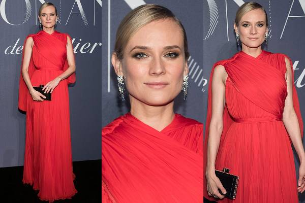 THE GOOD: Diane Kruger used to be such a Best & Worst stalwart (particularly in the former of those categories) but ...