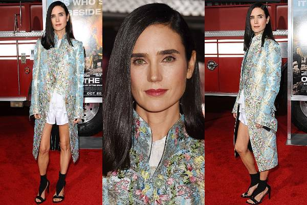 THE BAD: Jennifer Connelly has always been quite fashionably kooky, in that she can make some of the most eccentric ...