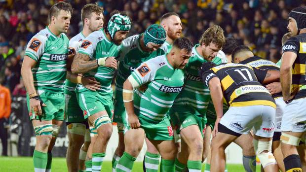 The Turbos' scrum has been one of the shining lights for the team this year and Wednesday night was no different.