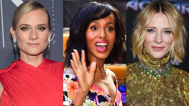 Diane Kruger and Kerry Washington are killing it this week but poor Cate Blanchett just can't catch a break.