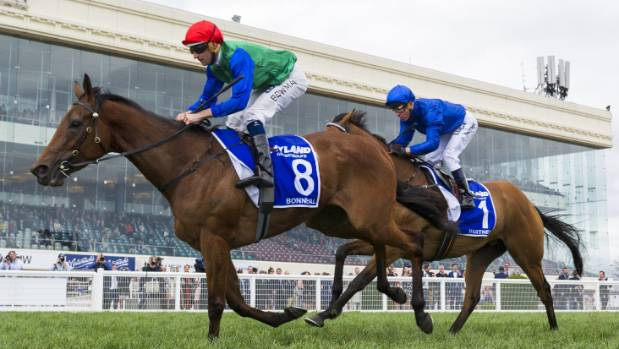 Bonneval could make it seven wins on the bounce when she contests Saturday's Caulfield Stakes.