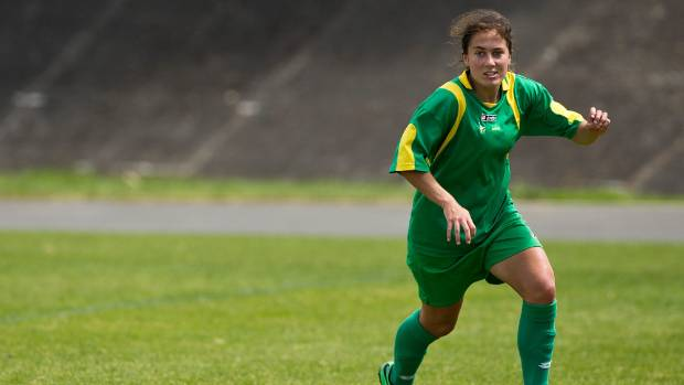 Defender Sarah Morton will be a key player for the Central national women's league team this season.