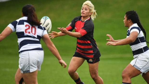 Canterbury's Sui Pauaraisa is doubling up as a rugby league hopeful for the World Cup this month.