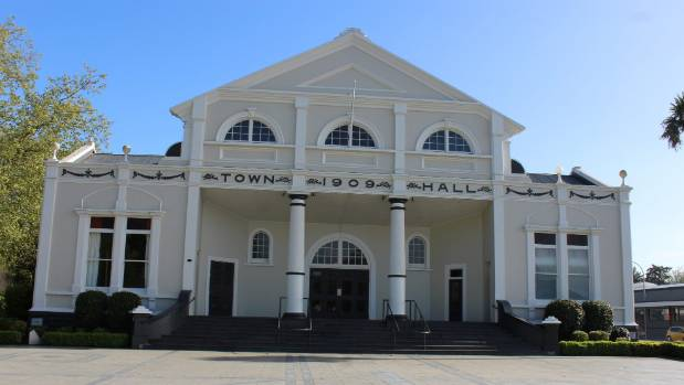 A feasibility study on how to improve the historic Cambridge Town Hall is underway.