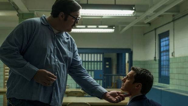 "In Mindhunter, the agents develop ""profiles"" of real-life serial killers, starting with Edmund Kemper (Cameron Britton)."