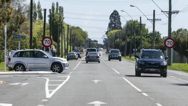 More than 3000 speeding tickets were issued on Harewood Rd in Harewood, Christchurch in the last financial year.
