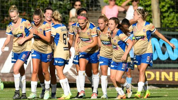 The Newcastle Jets have come under fire after leud comments were made on a Facebook post regarding their women's squad. ...