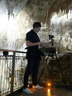 Ruakuri Cave will be the first cave system in New Zealand to be brought onto Google Maps.