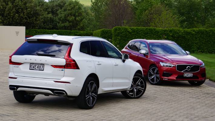Volvo Scales Up Suv Effort With Latest Xc60 Stuff Co Nz